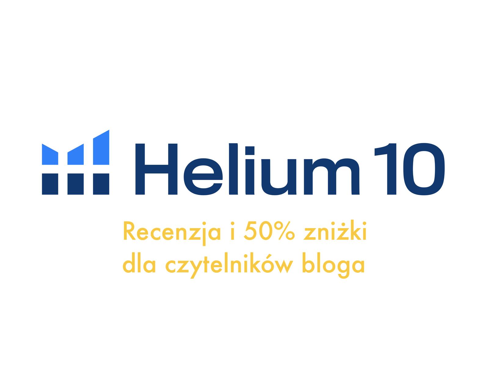 Helium 10 - Recenzja - Kupon zniżkowy